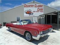 966 Lincoln continental #12650