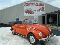 1973 Volkswagen Beetle #12713