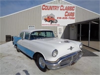 1956 Oldsmobile 88 4dr Street Rod #11027