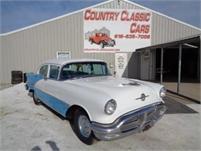 1956 Oldsmobile 88 4dr Street Rod #11027