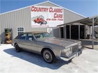 1985 Cadillac Seville 4dr Sedan #11296