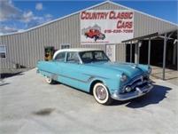 1953 Packard 400 4dr sedan #11408