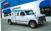 1986 Ford F-150 Custom Truck w/sleeper cab