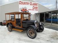 1927 Durant Star Huckster Truck #12274