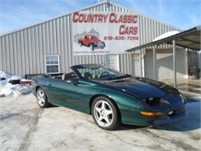1994 Chevy Camaro Convertible Z28 #12439