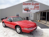 1990 Buick Reatta Coupe. #12606