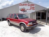 2000 Chevy S10 Blazer #12602
