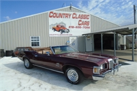 1973 Mercury cougar #12788