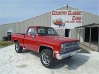 1984 Chevy K1500 #12802