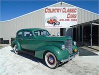 1938 Oldsmobile eight #12812