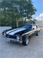 1972 Chevelle SS 454