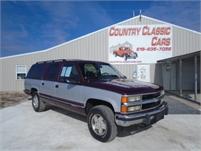 1994 Chevy suburban K 1500 #12885