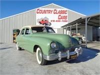 1949 Frazer 4dr sedan #10934