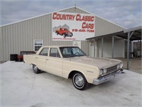 1967 Plymouth Belvedere 4dr sedan