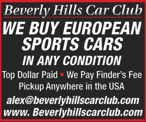 Beverly Hills Car Club
