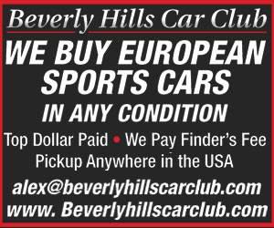 Beverly Hills Car Club